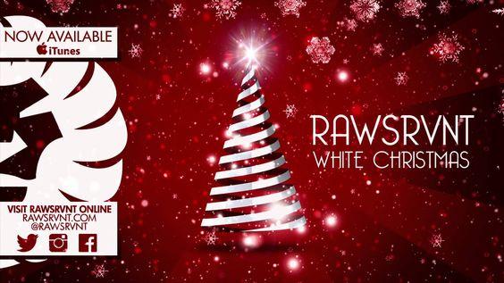 """Rawsrvnt """"White Christmas"""" (@Rawsrvnt #BingCrosby)"""