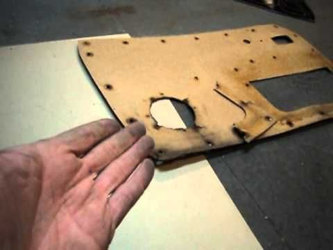 Build Your Own Door Panel Part 1 Avi Youtube Automotive Upholstery Car Upholstery Cleaning Upholstery