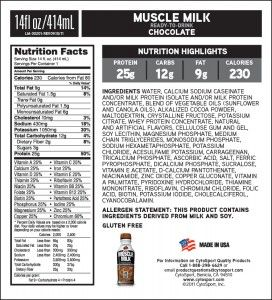 Muscle Milk Review Muscle milk, protein powder, whey protein, gnc