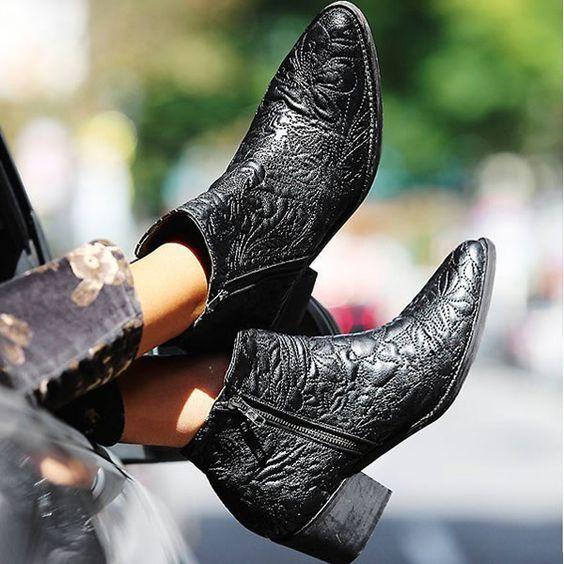 Ankle Boots para todos os looks e estações.