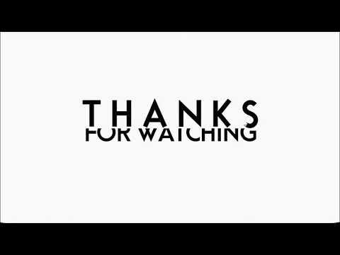 Thank For Watching Outro Short Youtube Powerpoint Background Design Intro Youtube Overlays Tumblr