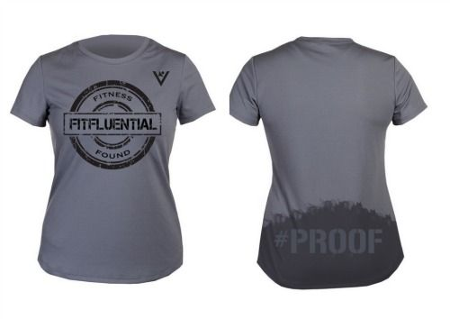 New FitFluential #PROOF Gear Available from @ViewSPORT