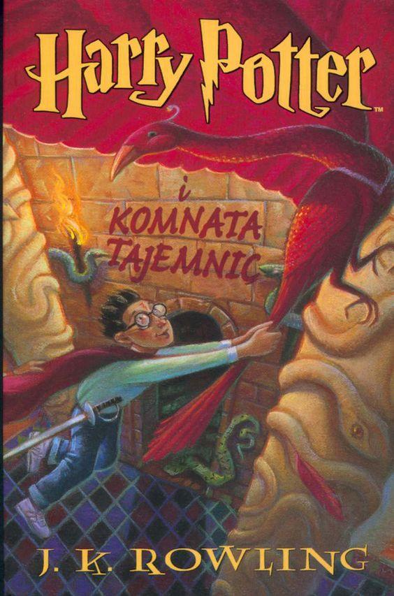 Harry Potter i Komnata Tajemnic - Joanne K. Rowling, przekład: Andrzej Polkowski