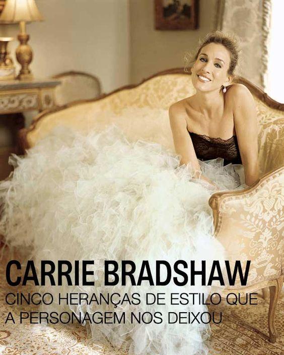 Dez anos sem Carrie Bradshaw e a nostalgia que ela nos deixou… | http://alegarattoni.com.br/dez-anos-sem-carrie-bradshaw-e-a-nostalgia-que-ela-nos-deixou/