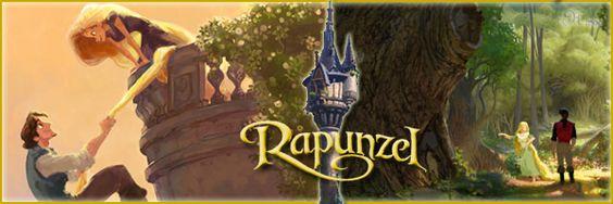 Disney's Rapunzel by hiroe90.deviantart.com on @DeviantArt