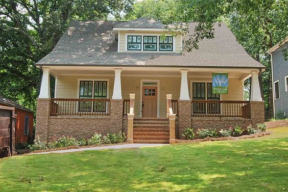 Pinterest the world s catalog of ideas for Atlanta craftsman homes