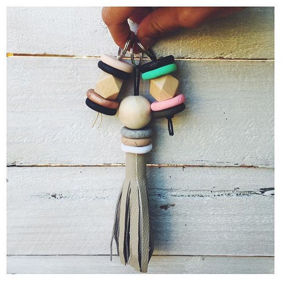 """""""Love this selection of keyrings my gorgeous cousins picked out!  THE best gifts, have you started your christmas shopping yet?  Great  lovely @rachaeelnoll  #keyring #gift #teachers #workcolleague #kriskringle #stockingfiller #colour #fun #timberandclay #accessories #jewellery #projektfrankie"""" Photo taken by @projekt_frankie on Instagram, pinned via the InstaPin iOS App! http://www.instapinapp.com (10/29/2015)"""