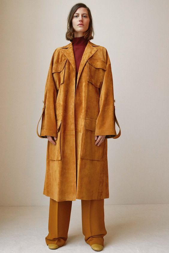 Céline Pre-Fall 2016 Fashion Show: