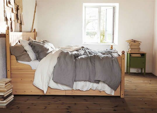 10 Easy Hacks To Fix A Squeaky Bed Pine Bedroom Furniture Bedroom Furniture Beds Ikea Bed