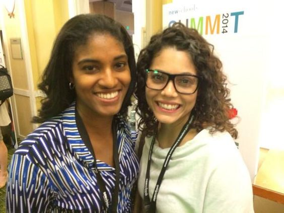Smiling Faces!  #NSVFSummit 2014 | NewSchools Venture Fund 2014 #MSCEI #MSEducationInnovation #Mississippi