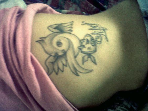 Mi primer tattoo 3 just me lml pinterest primer and for Best tattoo artists in michigan