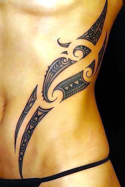 26 Atemberaubende Tribal Tattoos Designs Fur Manner Und Frauen In 2020 Tribal Tattoos For Women Polynesian Tattoos Women Tribal Tattoos