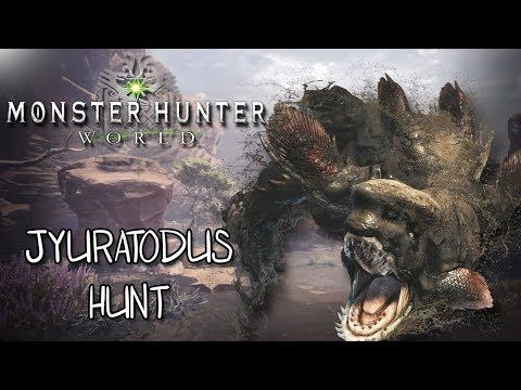 Jyuratodus Monster Hunter World Youtube Monster Hunter World Monster Hunter Monster Our guide for monster hunter world contains tactics, weak points, vulnerability to atacks and our hints will be helpful in order to beat the jyuratodus and get rewards. jyuratodus monster hunter world