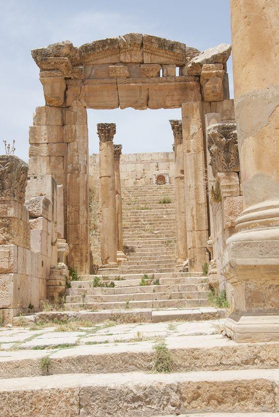 Visitare Jerash, la Pompei della Giordania - Chicks and trips
