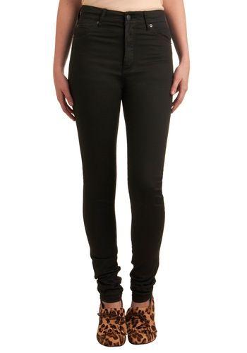 Slacks Are the New Black Jeans | Mod Retro Vintage Pants | ModCloth.com - StyleSays