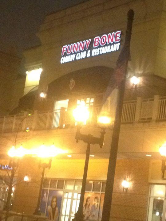 Funny Bone Comedy Club In Virginia Beach Va