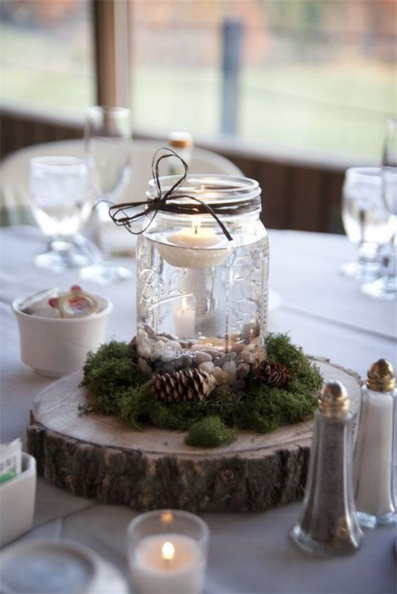 19 #Winter #WeddingCenterpieces to Warm Your Big Day Up