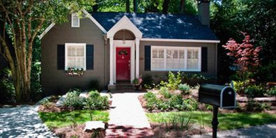 paint schemes exterior paint colors ranch style black trim paint ideas