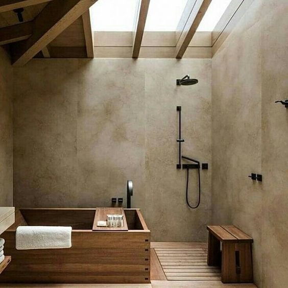 Outstanding Modern Bathroom