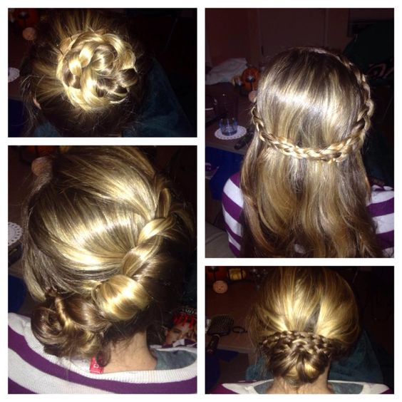 More updo's by Allison