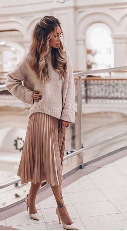 fashionable & lovely look