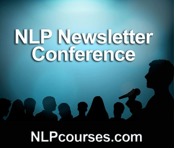 I have just been invited to be part of a professional panel to present at the next NLP conference. The conference looks like it is going to be a lot of fun and full of the good stuff. From the conference website: Areas to be covered: Health and therapy Personal empowerment Advanced NLP NLP extensions …