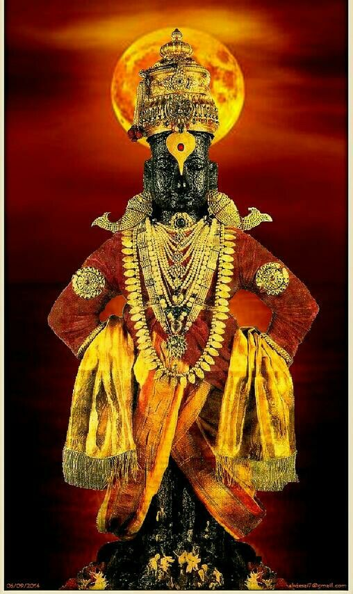 Vittal God Of Pandharpu Maharashtra Lord Vishnu Wallpapers Lord Krishna Wallpapers Lord Hanuman Wallpapers God vitthal full hd wallpaper
