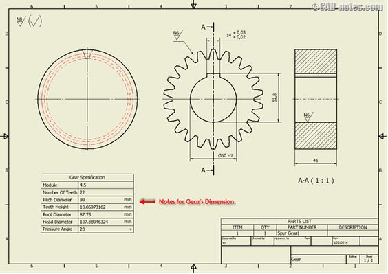 Drawings Note And Gears On Pinterest