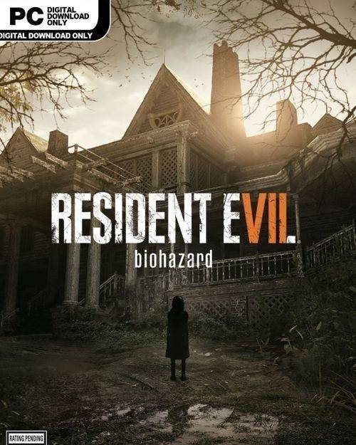 Resident Evil 7 Biohazard Pc Game Gamemalaysia