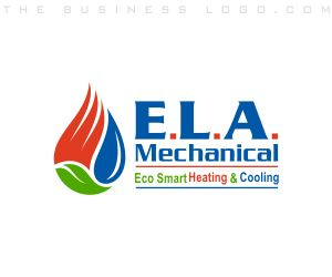 Residential and light commercial air conditioning and heating. Sales, service, repair, maintenance logos. Custom logo created by: http://www.thebusinesslogo.com