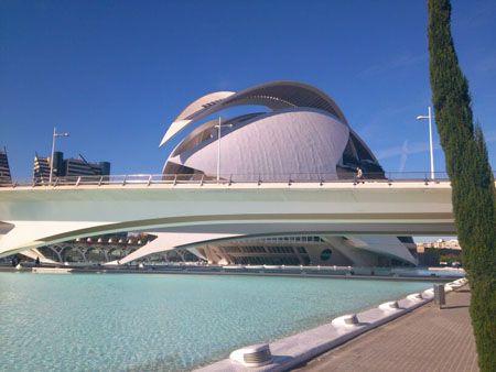 Palau de la Opera, Valencia #Spain #Valencia #LearnSpanish