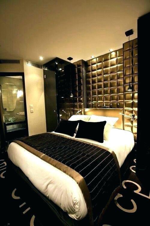 Schwarz Gold Wohnzimmer Luxusschlafzimmer Schlafzimmer Design