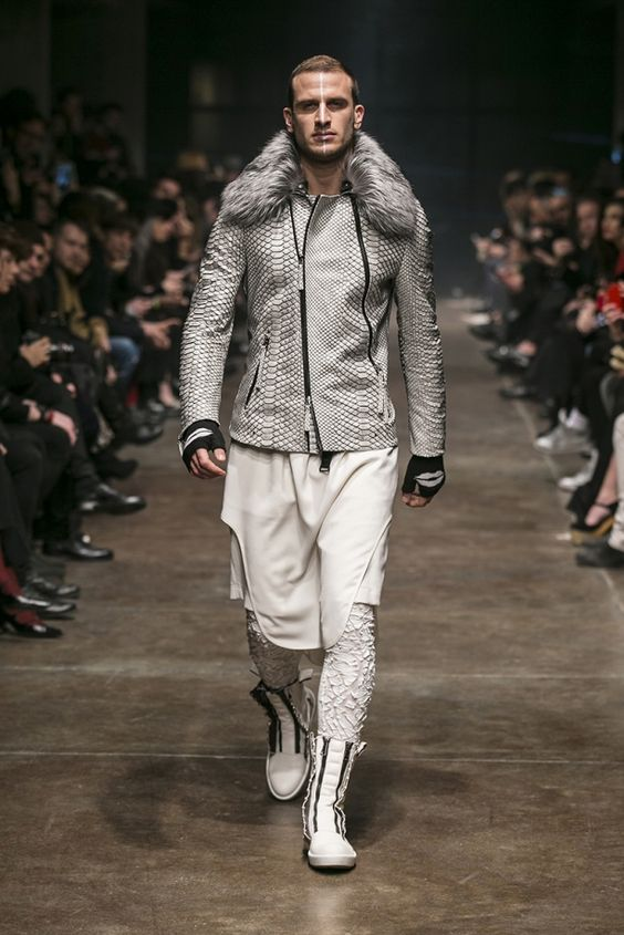 Visions of the Future: Tom Rebl Fall 2014-15 Menswear Collection