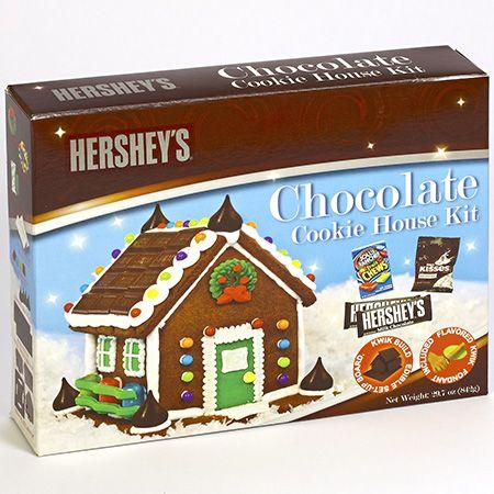Chocolate House The Hershey 39 S Chocolate Cookie House Kit