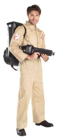 Ghostbusters Costume for Shaun!