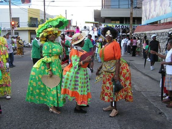 Image detail for -Trinidad u0026 Tobago Traditional Carnival Characters   Art in Life   Pinterest ...