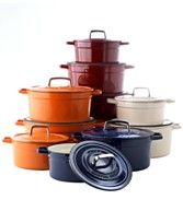 Martha Stewart Collection Collector's Enameled Cast Iron. $119.99-$184.99