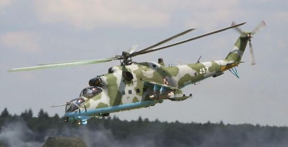 Mi-24 HIND GUNSHIP russian russia military weapon helicopter aircraft (27)
