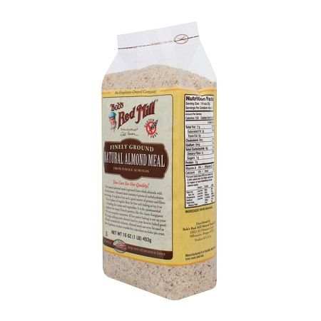 Natural Almond Meal/Flour | Bob's Red Mill #paleo