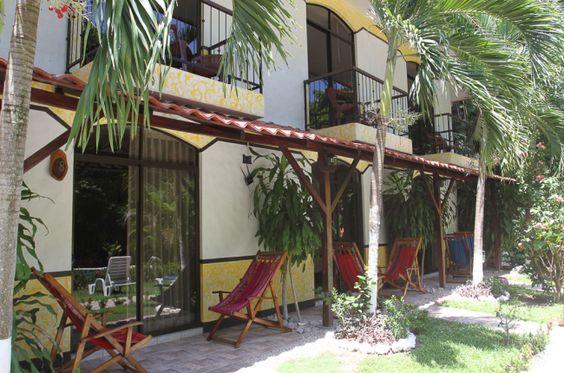 room exteriors hotelbelvedere   - Costa Rica: