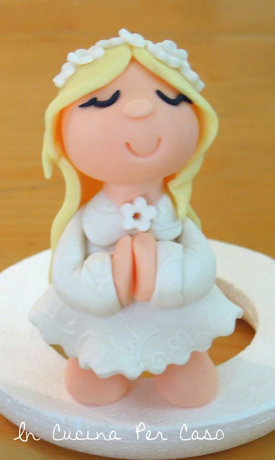 torta comunione in pdz - first communion cake