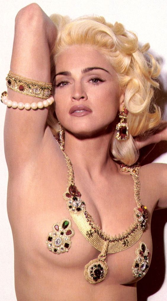Agree, your Color madonna nude think, that