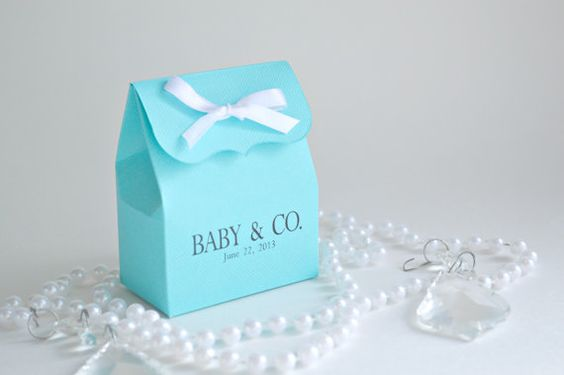 your bags baby shower guest gifts blue baby shower blue guest gifts