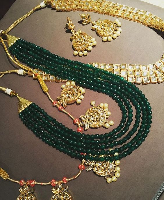 New pieces added! — We've just added some new pieces to the tyche london website! Beautiful pearl, kundan and semi precious stone necklaces, earrings and tikkas. Shop the latest Indian jewellery collection on www.tyche-london.com