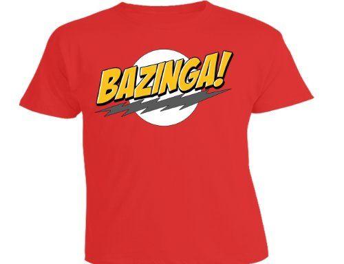 Pour les fans de Big Bang Theory, offrez un tee-shirt en hommage à Sheldon Cooper !