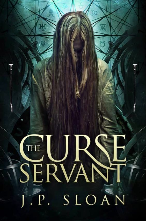 Release Day Blitz & Giveaway - The Curse Servant by J.P. Sloan