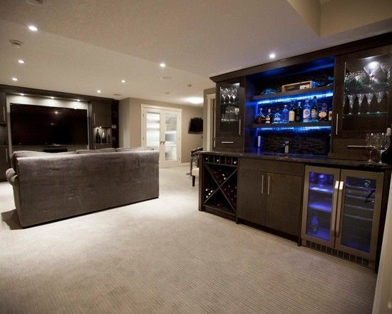 Basement Home Theater Basement Home Movie Theater Ideas Bars