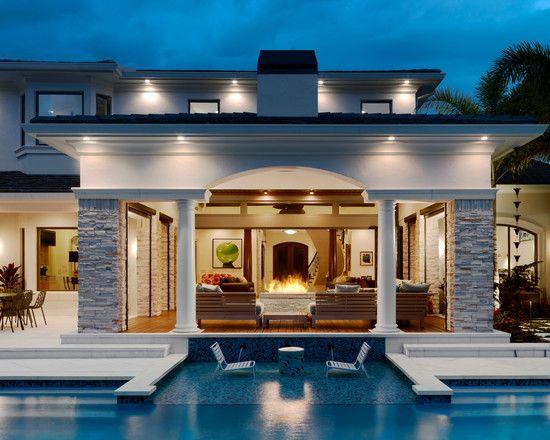 Pool Patio Design: