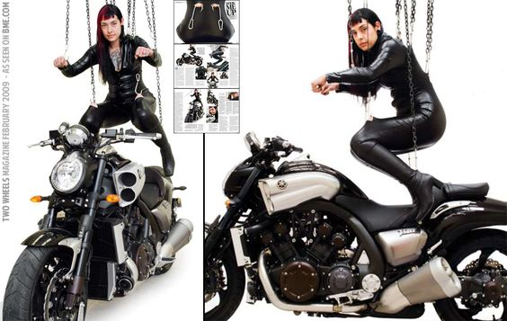 Motorcycle Flesh Suspension