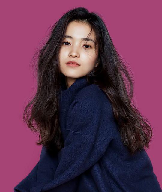Kim Tae Ri for JILL by JILL STUART